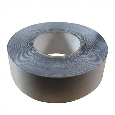 Kaltschrumpfband für Lüftungsrohre grau Rolle 50 mm x 15 m