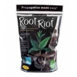 Root Riot Anzuchtwürfel Beutel a 100 Stück