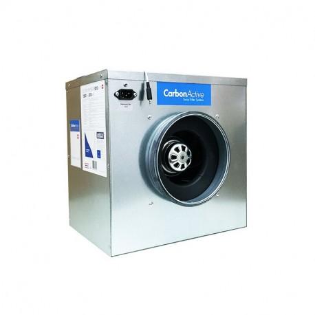 CarbonActive EC Silent Box 500m³/h 160mm 820 Pa
