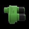 TELOS h-Steckverbinder 250 V 16 A