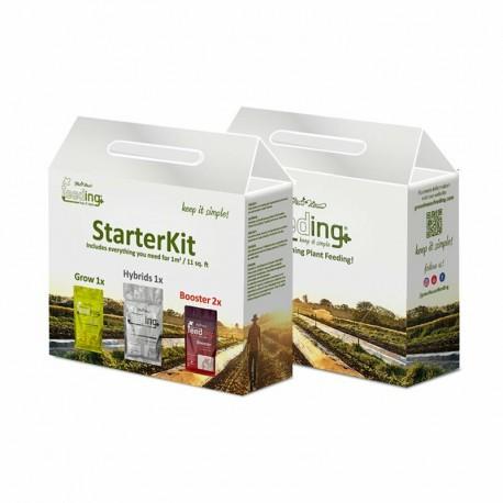 Green House Feeding Mineral Starter Kit
