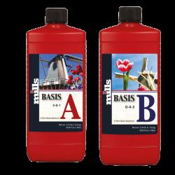 Mills Basis A und B 1 Liter