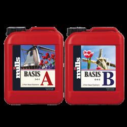 Mills Basis A und B 5 Liter