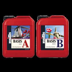 Mills Basis HC A und B 5 Liter