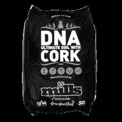 DNA / Mills Soil & Cork Erdsubstrat 50 L