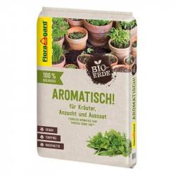 Floragard Bio-Erde Aromatisch 10 Liter