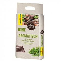Floragard Bio-Erde Aromatisch 3 Liter
