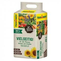 Floragard Bio-Erde Vielseitig 25 Liter