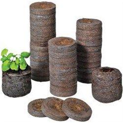 Kokos Quelltabletten 50 Stk./ Packung
