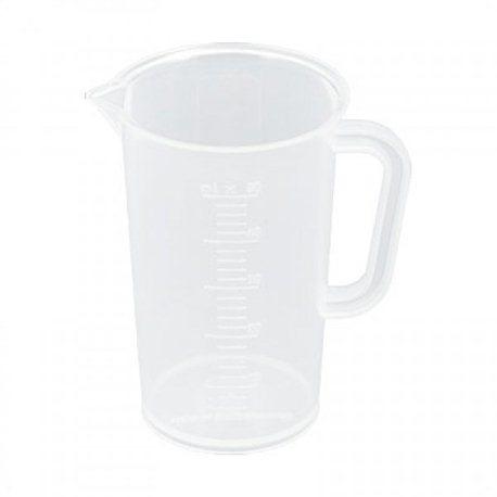 Messbecher 100 ml 10 ml Teilung
