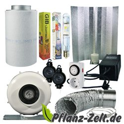 Grow-Set 600 W mit 360m³/h