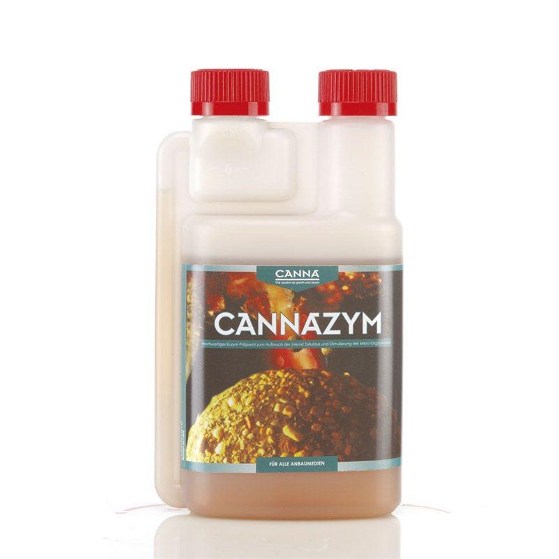 canna cannazym 250ml enympr parat bodenverbesserer enzyme grow d nger. Black Bedroom Furniture Sets. Home Design Ideas