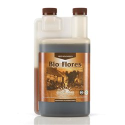 Canna Bio Flores 1 Liter Blütedünger Flüssigdünger Grow Dünger