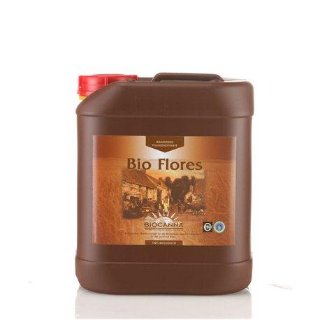 Canna Bio Flores 5 Liter Blütedünger