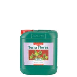 Canna Terra Flores 5 Liter Blütedünger Flüssigdünger Grow Dünger für Erde