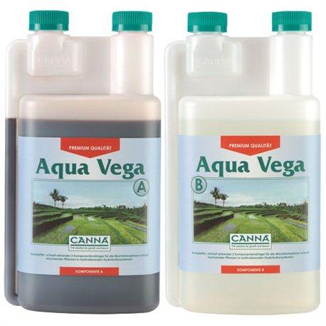 Canna Aqua Vega A&B 2 x 1,0L