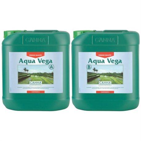 Canna Aqua Vega A&B 2 x 5,0L