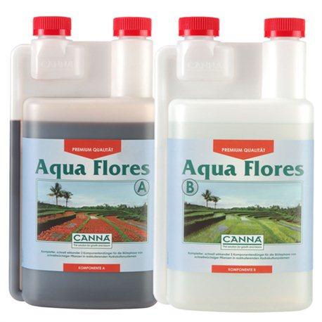 Canna Aqua Flores A&B 2 x 1,0L