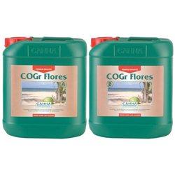 Canna COGR Flores A&B 2 x 10,0L Blütedünger für COGr Matten