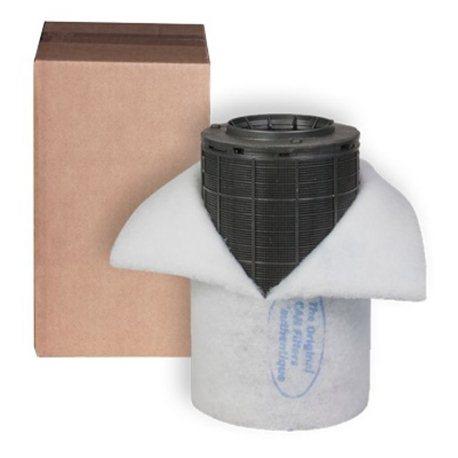 Aktivkohlefilter CAN-Lite 150m³/h , 125mm