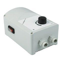 Drehzahlregler zur Steuerung der Ventilatoren 6A