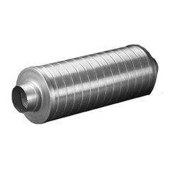 Systemair Schalldämpfer L:600mm D:125mm