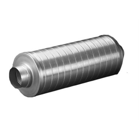 Systemair Schalldämpfer L:900mm D:160mm