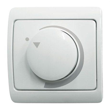 Drehzahlregler unter Putz für Lüfter & Ventilatoren