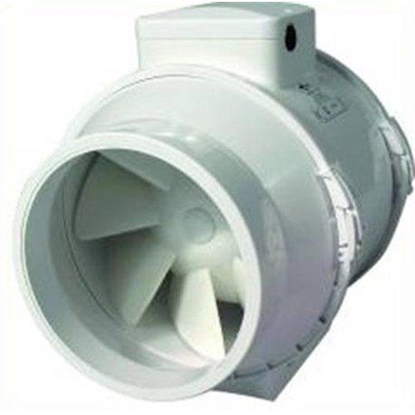 Mixed In-Line für 160 mm Rohr umschaltbar 467 / 552 m³/h Rohrlüfter