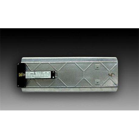 CFL Digitale Armatur 2x 55W ohne Leuchtmittel