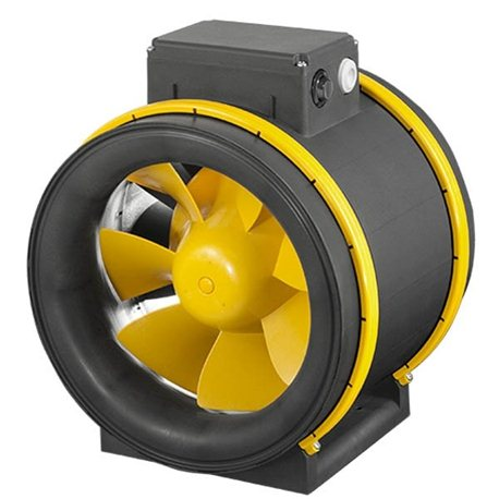 CAN-Fan MAX-Fan Pro Series 1218 m³/h 200 mm 2 Speed Rohrlüfter