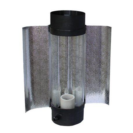 PK Cool-Tube Anschlussflansch: ø 125 mm L400 mm
