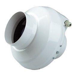Ventilution Rohrventilator 250m³/h 100mm Rohrlüfter