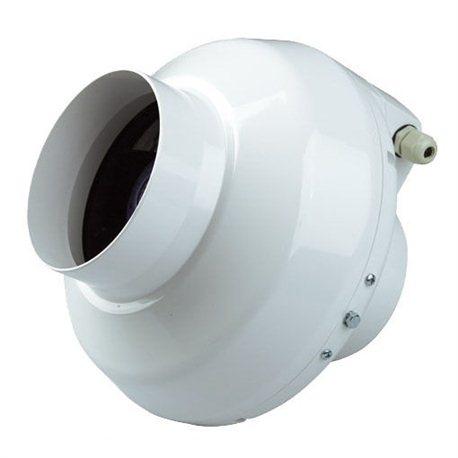 Ventilution Rohrventilator 365m³/h 125mm Rohrlüfter