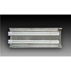 CFL Digitale Armatur 2x 55W - STECKLINGsarmatur