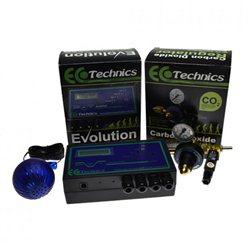 Ecotechnics CO2 Komplett-Set