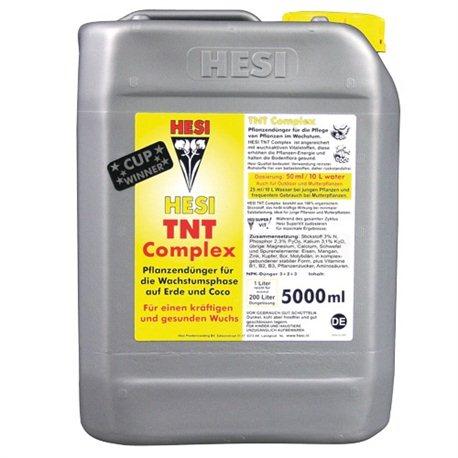 HESI TNT-Complex 5,0L Wachstumsdünger