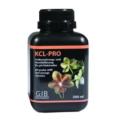 Aufbewahrungslösung f. pH Elektroden (KCL 3 mol) 300ml