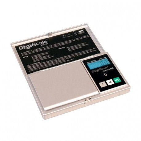 DigiScale Micron 500g 0,1g