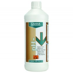 Canna Organo (pH-) Zitronensäure 1,0L für Wuchs und Blüte Grow