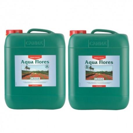 Canna Aqua Flores A&B 2 x 10,0L