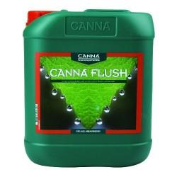 Canna Flush 5 Liter gegen Überdüngung Spülung Dünger Grow Additiv