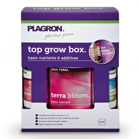 Plagron Top Grow Box Terra The Terra Concept