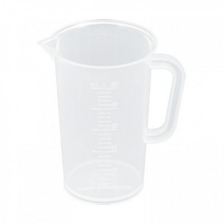 Messbecher 50 ml 2 ml Teilung