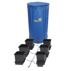 AutoPot 6 Pot System mit 100 L FlexiTank