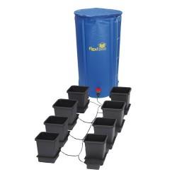 AutoPot 8 Pot System mit 100 L FlexiTank Hydrosystem