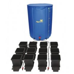 AutoPot 12 Pot System mit 225 L FlexiTank Hydrosystem