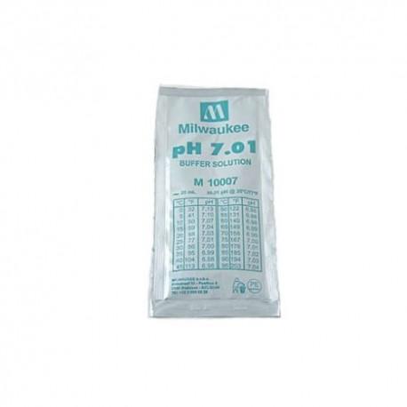 Milwaukee pH-Pufferlösung 7.01 1 Beutel 20 ml