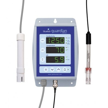 bluelab Guardian Monitor pH/EC-Monitor