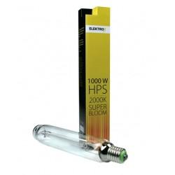 Elektrox SUPER BLOOM HPS Lampe 1000W Blüteleuchtmittel